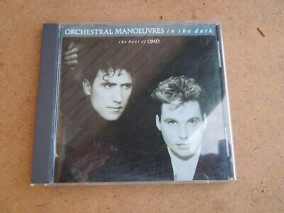 Orchestral Manoeuvres in the dark The Best of OMD CD album.