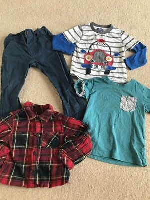 Boys Clothing Bundle Age 18-24 Months Great For Nursery