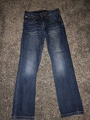 Boys Skinny Jeans From Gap Age 8-9 Years Old
