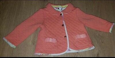 Ted Baker Girls Jacket Age 6-9 Months