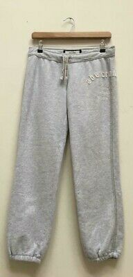 Girls Abercrombie & Fitch Grey Joggers Jogging Bottoms Size XL Age 15-16 Years