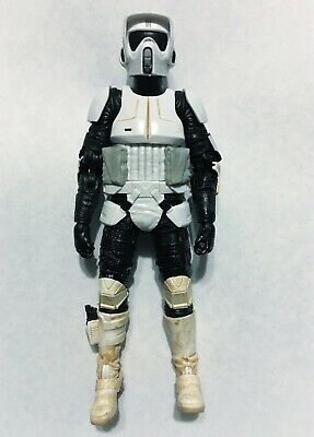 """Star Wars The Black Series 6"""" Imperial Scout Trooper- LOOSE-SHIPS FAST"""