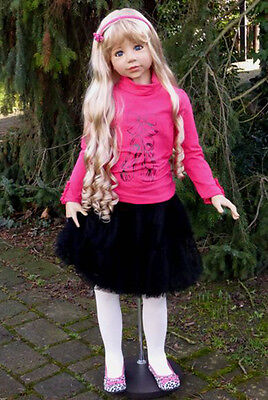 """Masterpiece Doll Christina 48"""" Doll Outfit, Headpiece, Shoes(DOLL NOT INCLUDED)"""