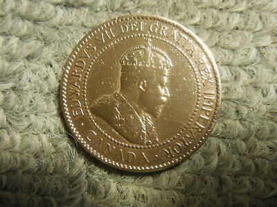 1905 Canadian Large Cent in VF condition. Very Nice! But you decide!!!!!!!
