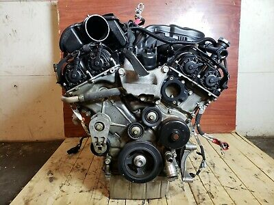 2014-2017 Jeep Cherokee Ltd Engine Motor V6 3.2L