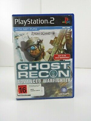 Tom Clancys Ghost Recon Advanced Warfighter - PS2
