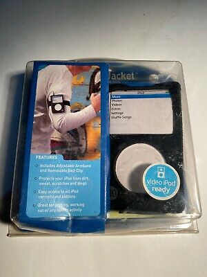 DLO Action Jacket Case with Armband for 80/120/160GB iPod classic Bulk Packaging