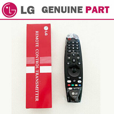 GENUINE LG SMART MAGIC TV REMOTE AKB75075301 AN-MR650A FOR LATE MODEL TVs