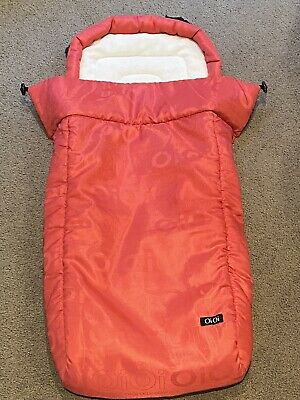 Stroller seat liner and foot muff