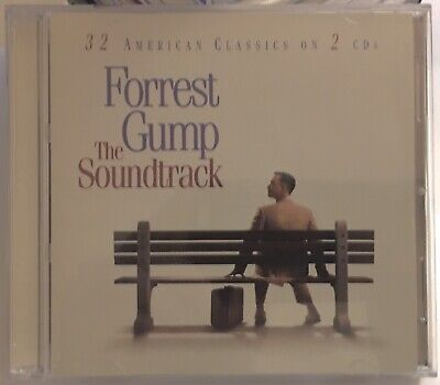 Forrest Gump [Remaster] by Original Soundtrack (CD, 1994, 2 Discs, Sony Music...