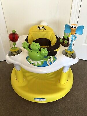 Baby Activity Table & Bouncer Evenflow ExerSaucer
