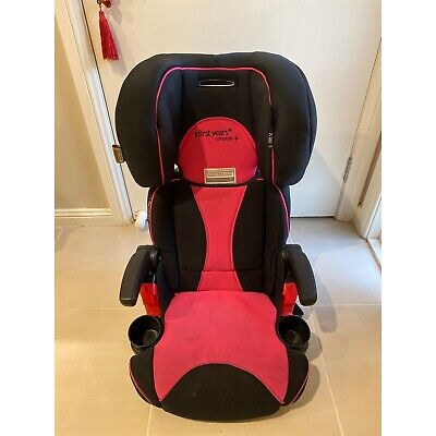 The First Years Compass Booster Car Seat