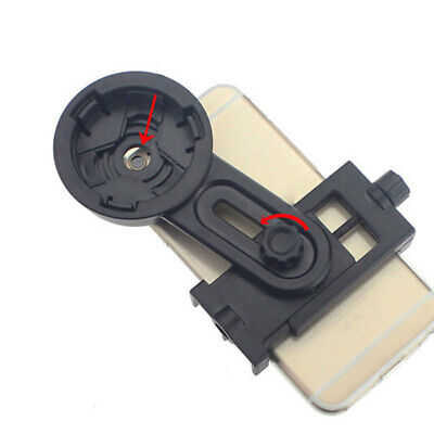 Mobile Phone Camera Adapter Telescope Binocular Holder Spotting Scope Mount TOP