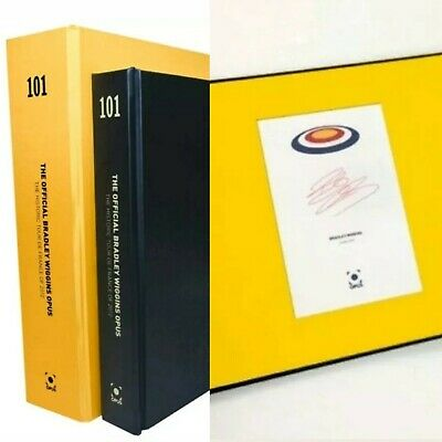 Special SIGNED edition Bradley Wiggins Opus- Sold out! £599 RRP 15kg BNWB