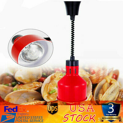 Red 220V Heat Light Lamp Waterproof Explosion-proof Environmentally Brand new