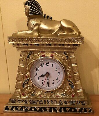 Egyptian Theme Clock