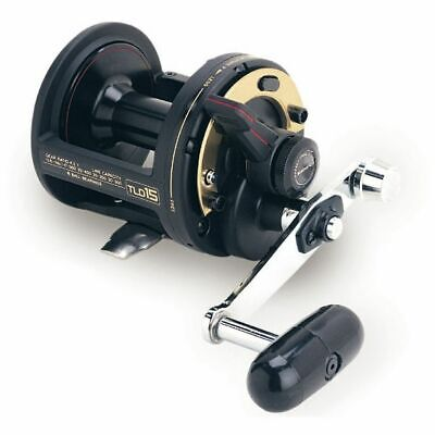 Mulinello da Pesca Shimano Tld Traina in Mare dalla Barca Big Game Drifting
