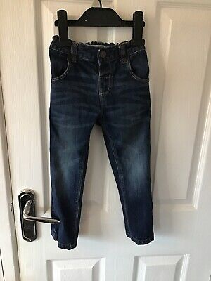 Boys Next Slim Style Jeans Age 3-4 Years