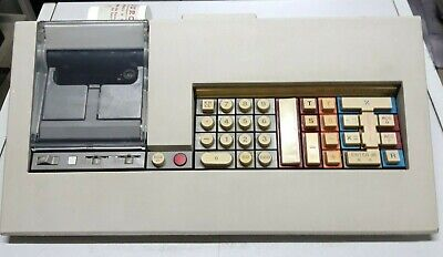 Olivetti Logos 59 Del 1973 Mario Bellini Design Vintage Calculator