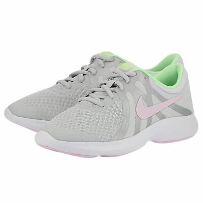 NIKE REVOLUTION 4 (GS) Womens Girls Trainers UK 4 EU 36.5 Running (943306 006)