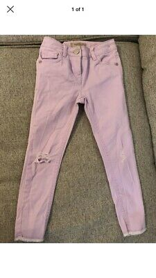 Next Girls Set Of 2 Pairs Of Jeans Age 6