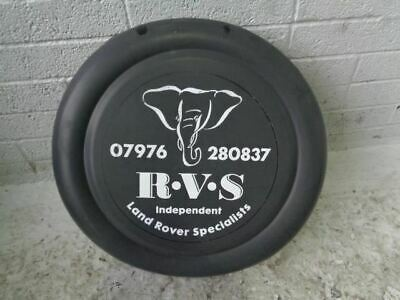"Discovery 2 Spare Wheel Cover Semi Rigid 16"" Land Rover 1998 to 2004 B13010"