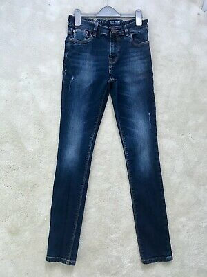 Next Boys Skinny Jeans Age 12 Yrs (11-12 Yrs Up to 152cm)