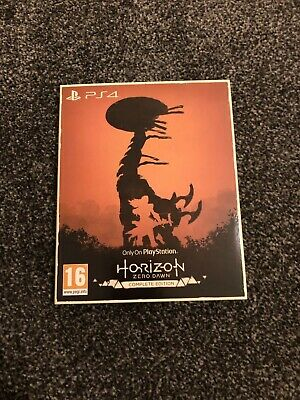 HORIZON ZERO DAWN - The ONLY ON PLAYSTATION COLLECTION - New / Sealed