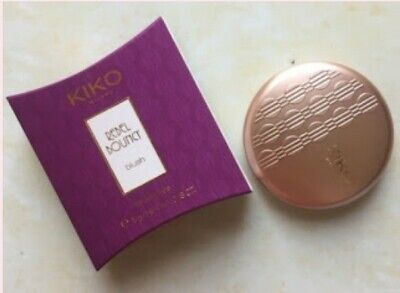 Kiko Milano Rebel Bouncy Blush -02 Adorable Pink (BNIB) Discontinued