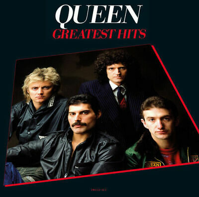 "Queen : Greatest Hits Vinyl 12"" Album 2 discs (2016) ***NEW***"