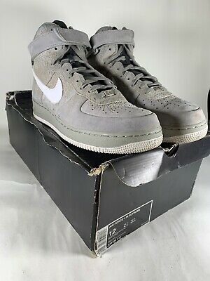 Details about 2010 Nike Air Force 1 One High Hi NBA All Star Game Supreme 345189 101 Size 10.5