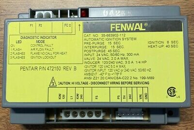 Fenwal 35-663902-112 Automatic Ignition Control System