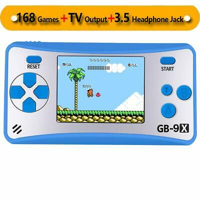 Retro Handheld Game Console Classic Video Gaming Player Portable Arcade System