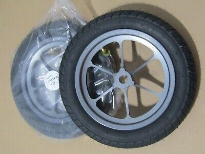 Pair Of Jazzy Passport Rear Wheel S/Tires Assembly.12-Inches