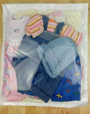 Baby Doll Clothes Outfits Lot Sealed Several Pieces