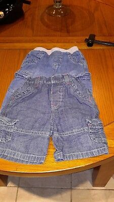 Boys jeans trousers age 9-12 months next George