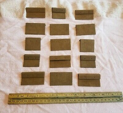 Lot of 15 jewelry Display Elements earring store Stands