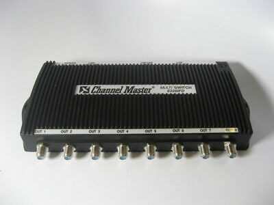 Channel Master 6328IFD Multi Switch - - Free US Shipping