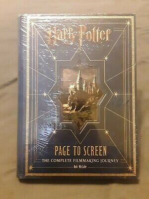 Harry Potter: Page to Screen The Complete Filmmaking Journey - Bob McCabe