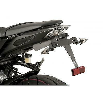 Support de plaque dimmatriculation support compatible avec YAMAHA MT09 17