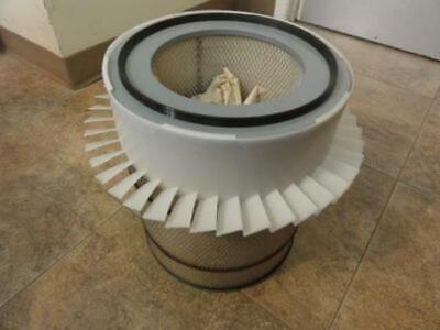35267 Old-Stock, Wix 42125 Air Filter w/ Fin