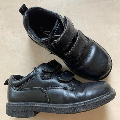 Clarks school shoes Reliance size 10E