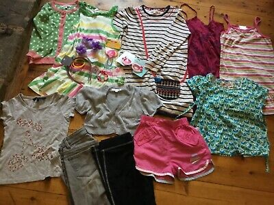 Girls Summer Bundle:Dresses, Cardis, Tops, Trousers, Sunglasses,Gap,H&M, M&S etc