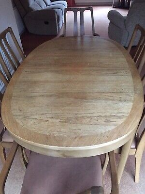 Chinese Rosewood Dining Table Oval