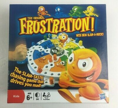 The Original Frustration Board Game - With Slam-O-Matic - 2007 Edition