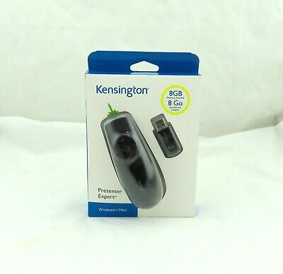 Kensington Presenter Expert 8GB Memory Included Windows/Mac K72427AMA