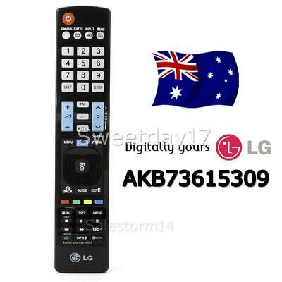 LG 3D Smart TV Remote Control for All types of LG TV AKB73615309 2000~2019 AU