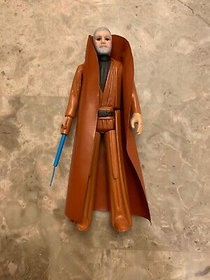 Free Shipping! Star Wars Replacement Vinyl Cape for Vintage 1977 Obi Wan Figure