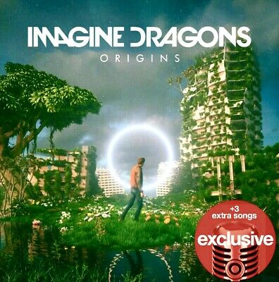 IMAGINE DRAGONS Origins Target Exclusive Audio CD. + Extra Songs.