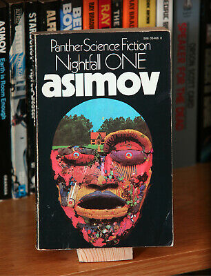 Nightfall One, Isaac Asimov. Panther Science Fiction paperback 1973 edition